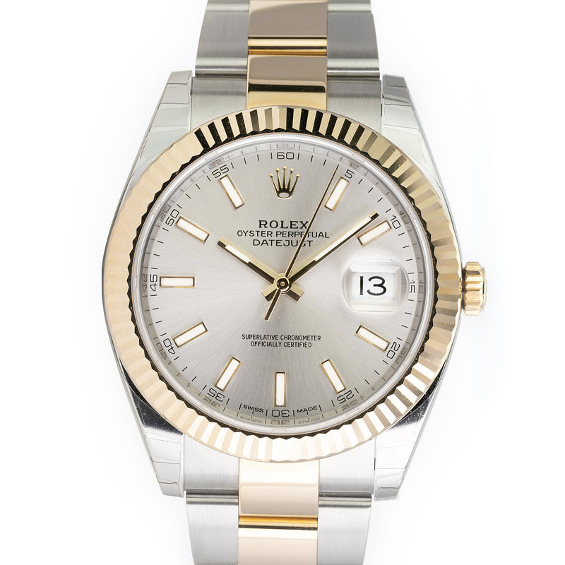 Unworn Rolex Datejust II 126333 - LSM WATCH