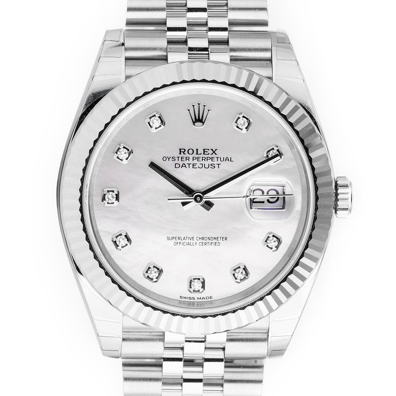 Unworn Rolex Datejust 126334 II - LSM WATCH