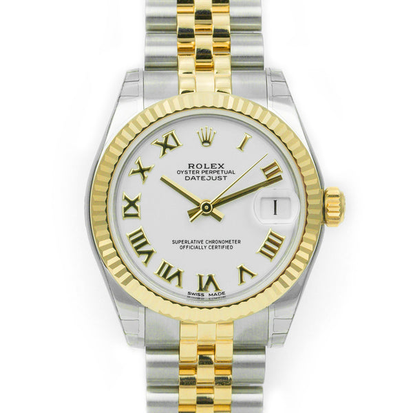 Unworn Rolex Lady Datejust 178273 - LSM WATCH