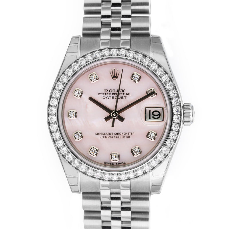 Unworn Rolex Lady Datejust 178384 - LSM WATCH