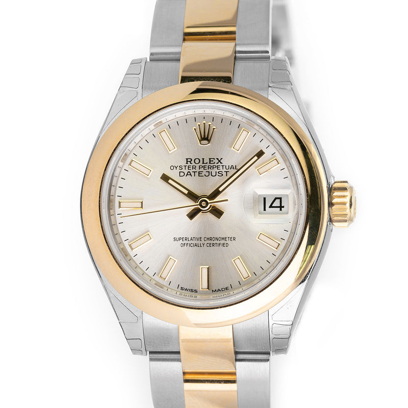 Unworn Rolex Lady Datejust 279163 - LSM WATCH