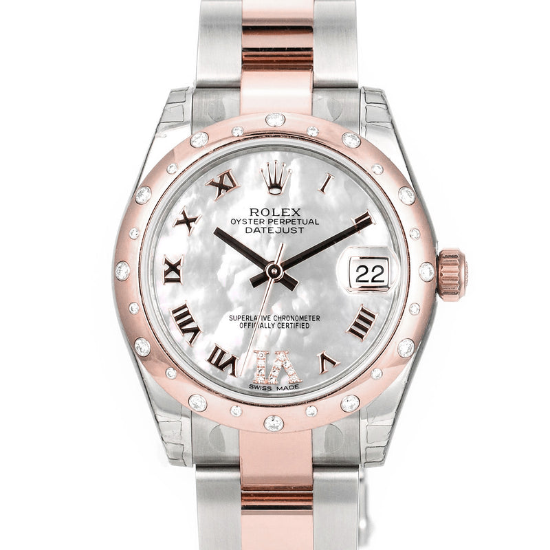 Unworn Rolex Lady Datejust 178341 - LSM WATCH