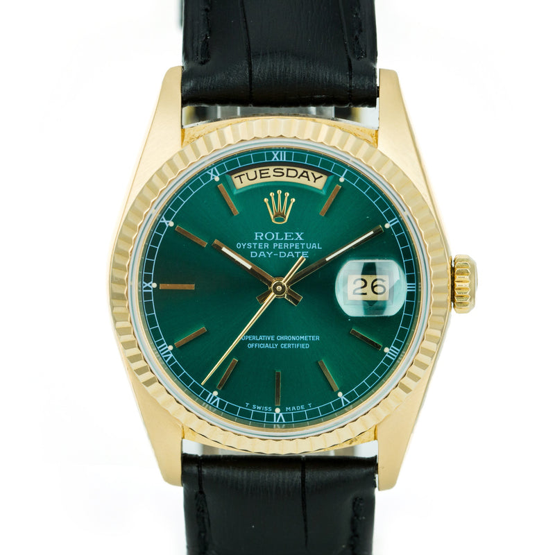 Pre-Owned Rolex Day-Date 18238 - LSM WATCH