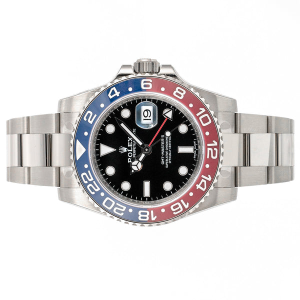 Unworn Rolex GMT-Master II 116719 - LSM WATCH