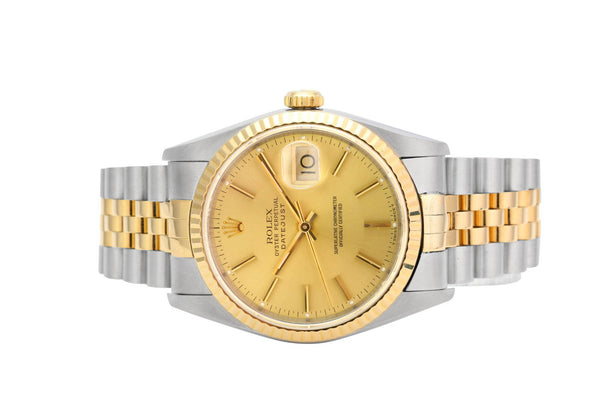 Pre-Owned Rolex Datejust 16233 - LSM WATCH