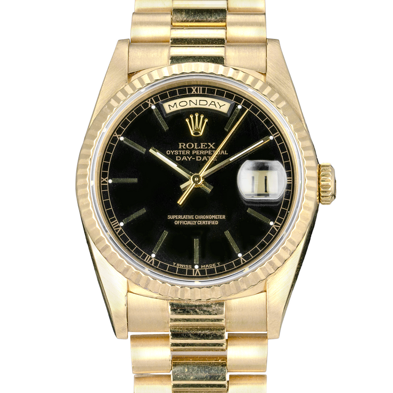 Pre-Owned Rolex Day-Date 18038