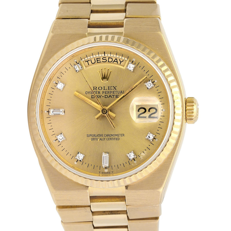 Pre-Owned Rolex Day-Date 19018 - LSM WATCH