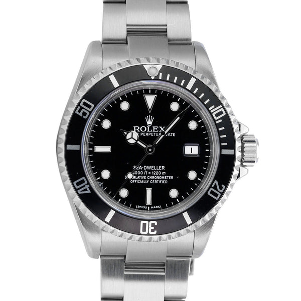 Pre-Owned Rolex Sea-Dweller 16600