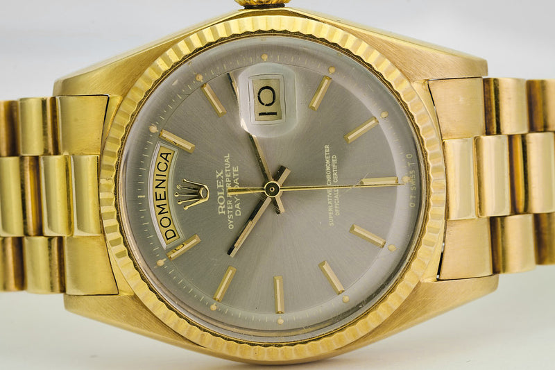 Pre-Owned Rolex Day-Date 1803 - Spanish