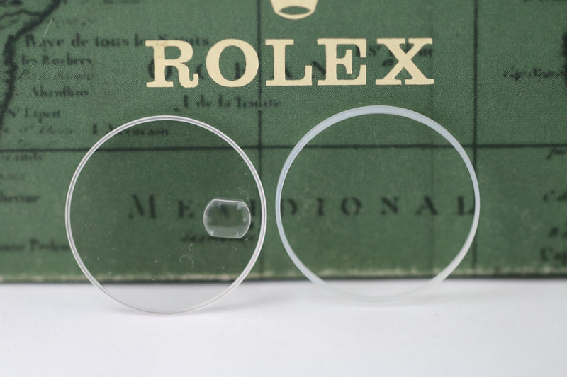 Scratch Resistant Sapphire Crystal and Low Gasket for 36mm Men's Rolex Watches - LSM WATCH