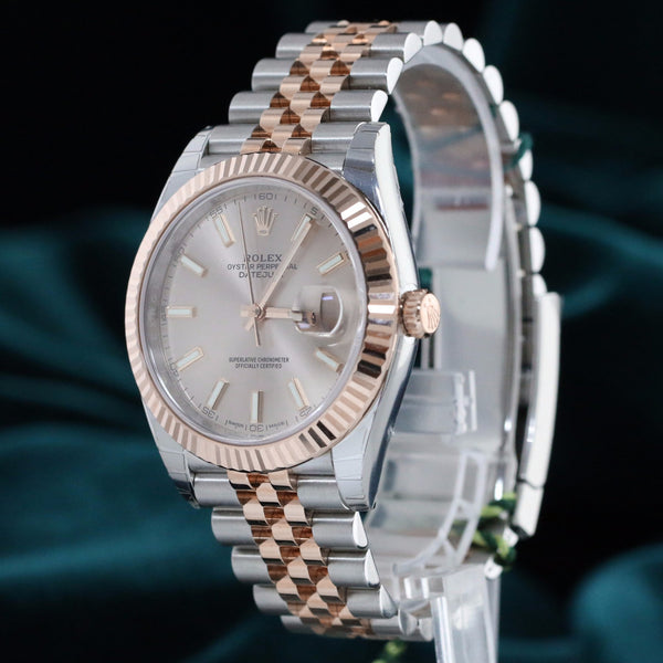 Unworn Rolex Datejust 41 126331 - LSM WATCH