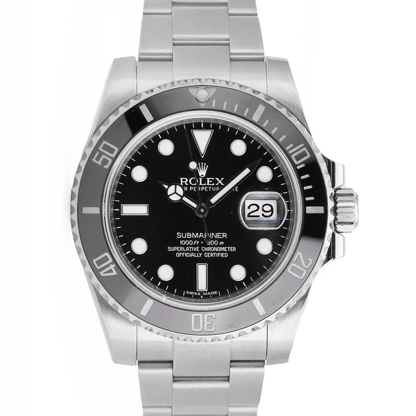 Pre-Owned Rolex Submariner 116610LN - LSM WATCH
