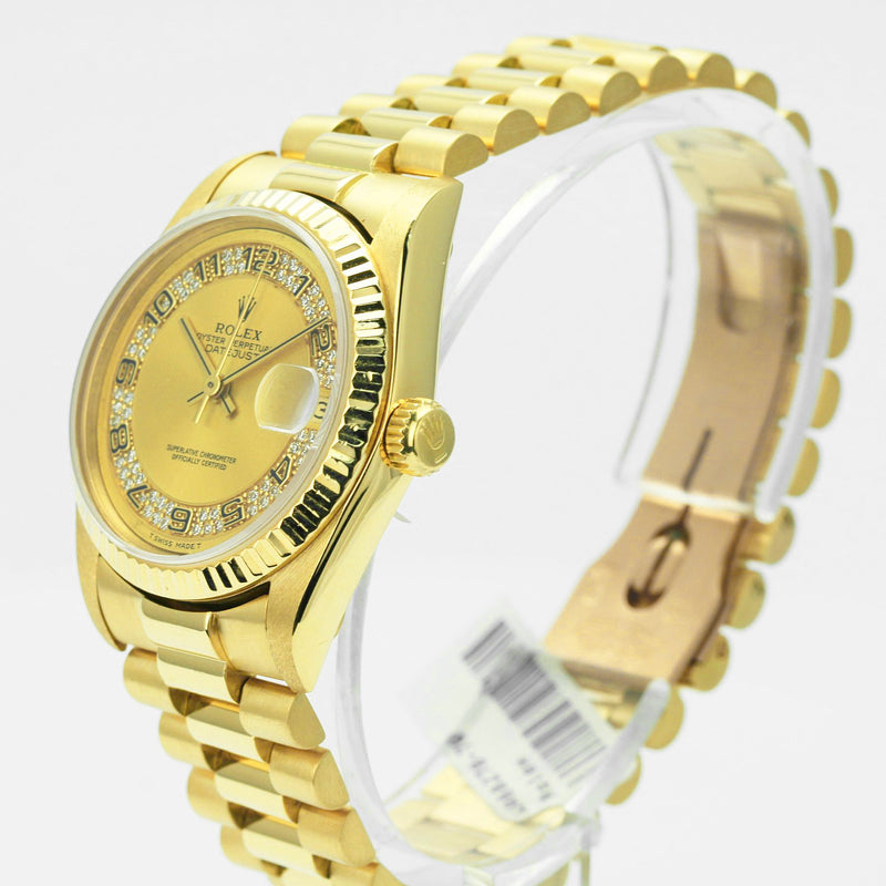 Pre-Owned Rolex Lady Datejust 68278 - LSM WATCH