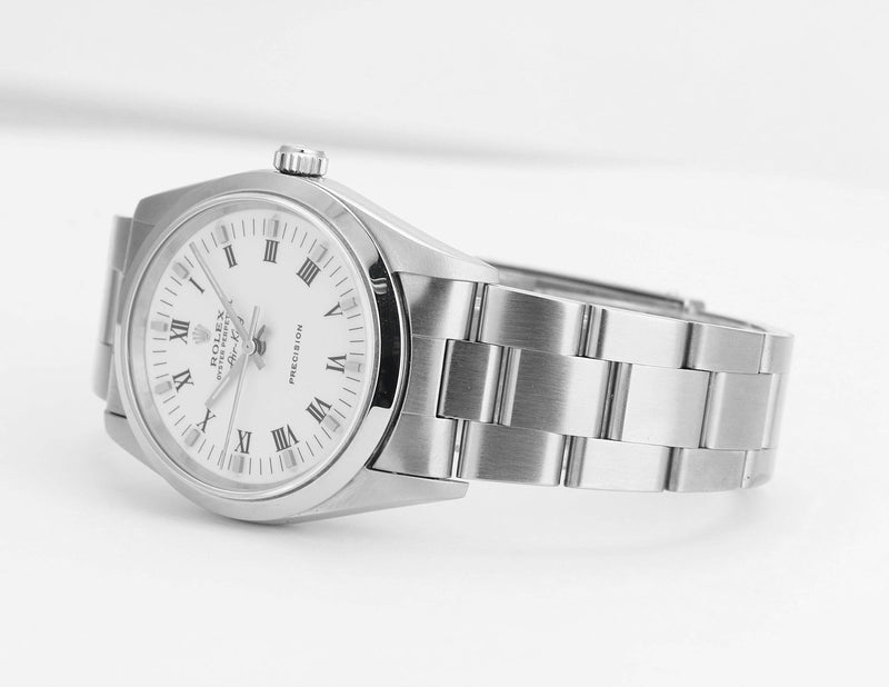 Pre-Owned Rolex Oyster Perpetual Air-King Precision 14000 - LSM WATCH