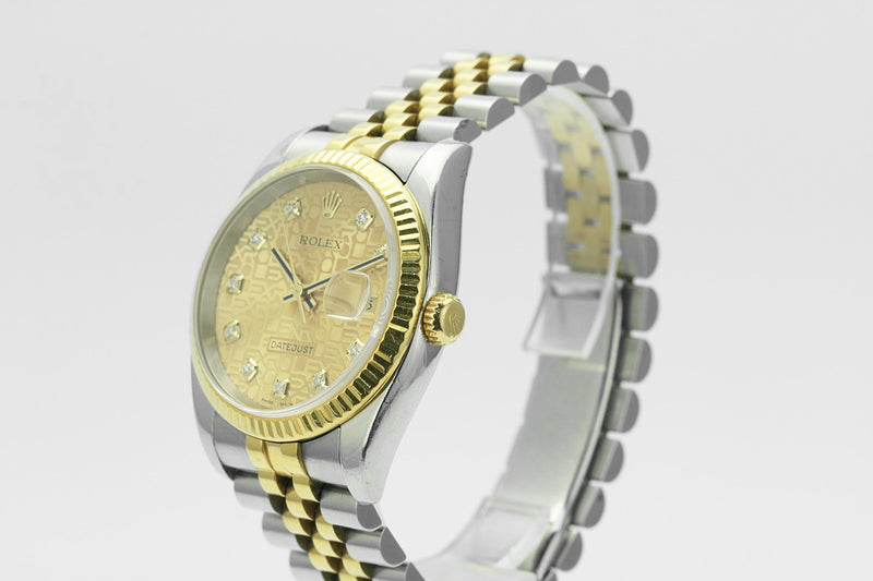Pre-Owned Rolex Datejust 116233 - LSM WATCH