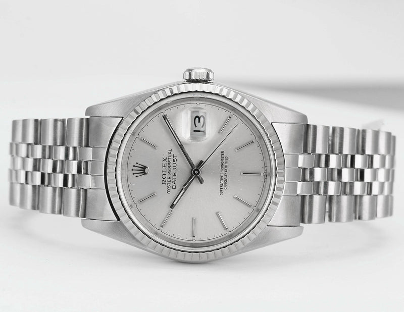 Pre-Owned Rolex Datejust 16234 - LSM WATCH