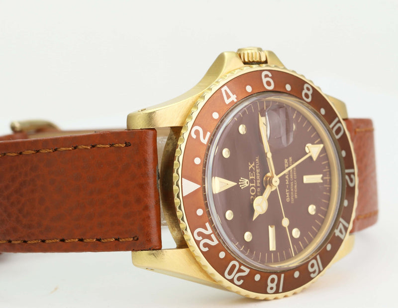 Pre-Owned Rolex GMT-Master 1675 - LSM WATCH