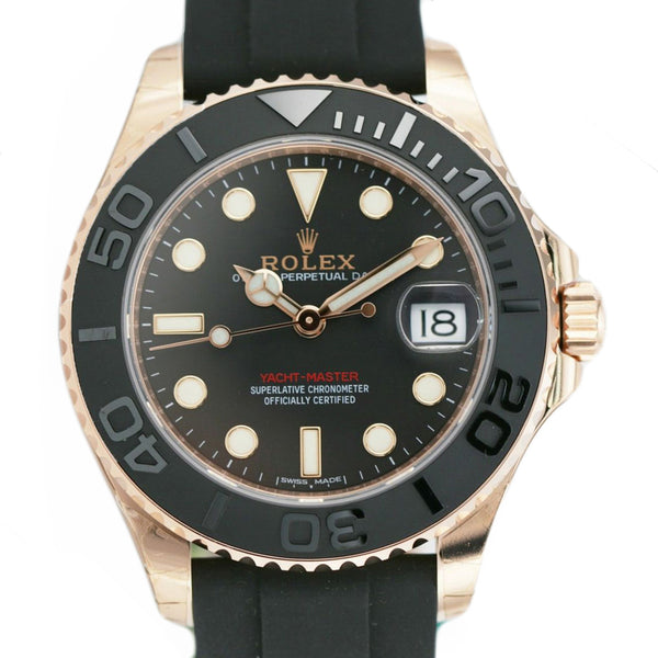 Unworn Rolex Lady Yacht-Master 268655 - LSM WATCH