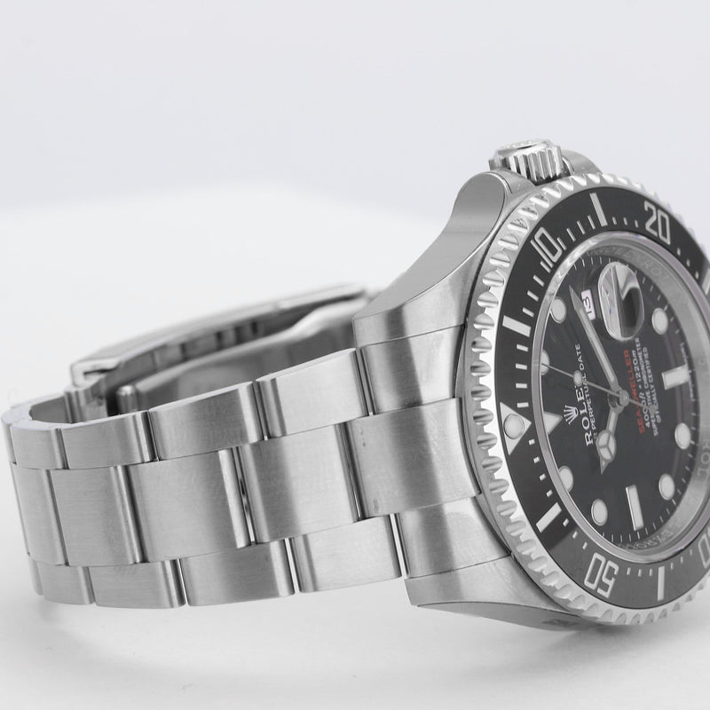 Unworn Rolex Sea-Dweller 126600 - 50th Anniversary Edition - LSM WATCH