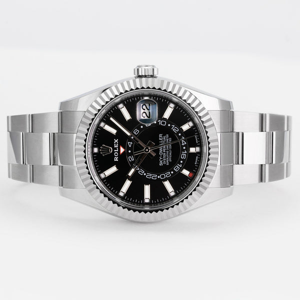 Unworn Rolex Sky-Dweller 326934 - LSM WATCH