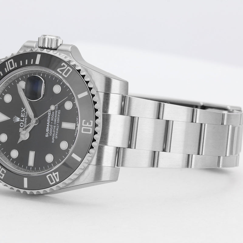 Unworn Rolex Submariner 116610LN - LSM WATCH