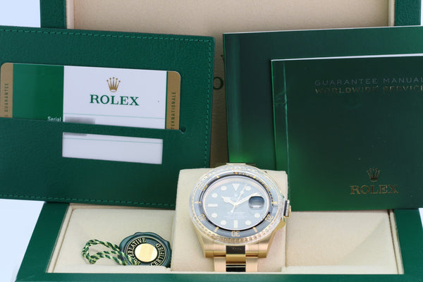 Unworn Rolex Submariner 116618LN - LSM WATCH