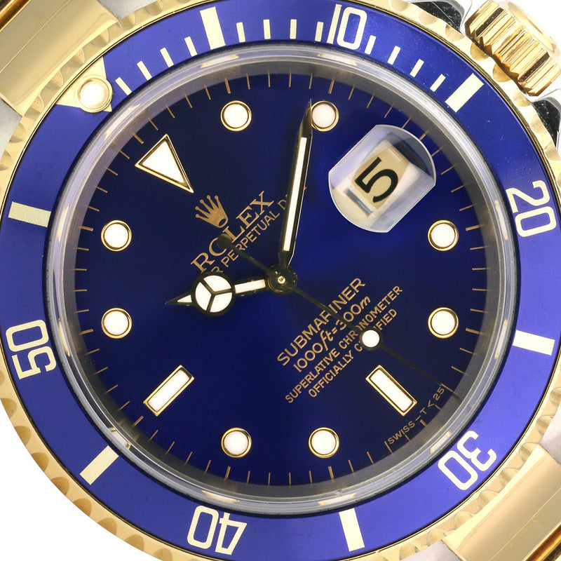 Pre-Owned Rolex Submariner 16613 - LSM WATCH