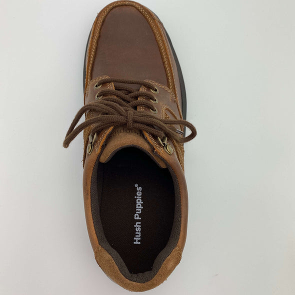 Hush Puppies 'Albatross' - Brown