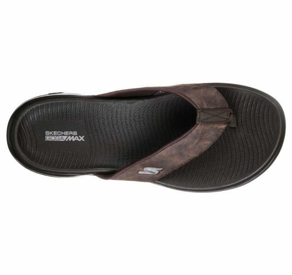 Skechers 'On The Go 600' Seaport - Chocolate