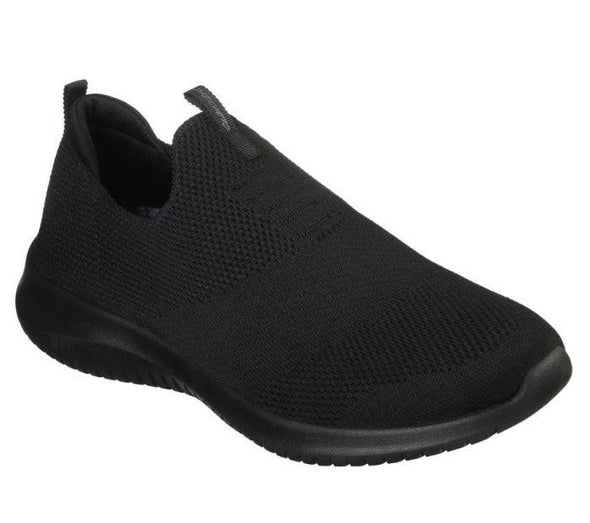 Skechers 'Ultra Flex First Take' - Black/Black