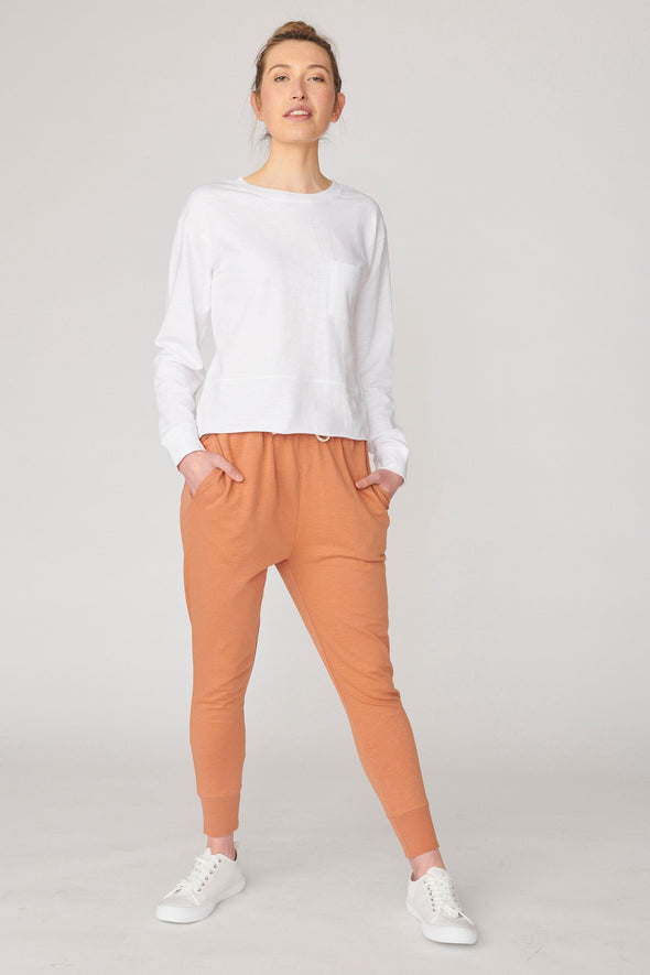 Lulu Organics 'New Jersey' Sweater - White