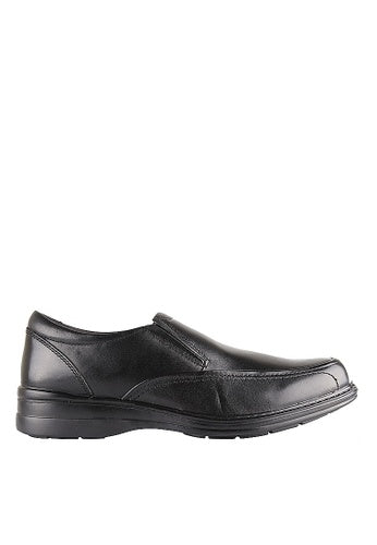 Hush Puppies 'Transit' - Black