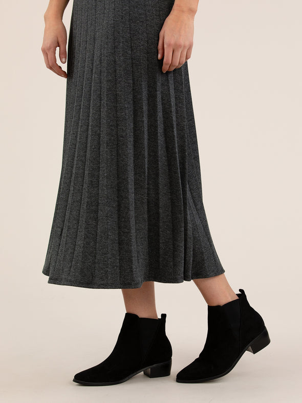 Yarra Trail '9170' Skirt - Grey