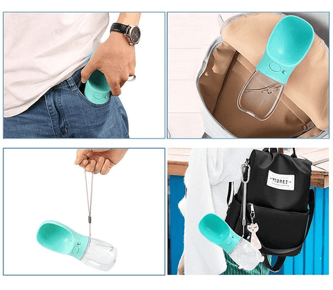 Water Saving Bottle Portability