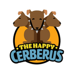 The Happy Cerberus Logo
