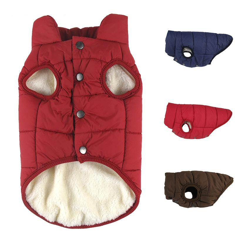 Ultra Light Cotton Dog Vest - The Happy Cerberus