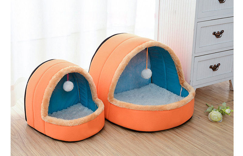 Palazzo Pet Bed - The Happy Cerberus