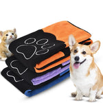 Ultra Absorbent Dog Bath Towel - The Happy Cerberus