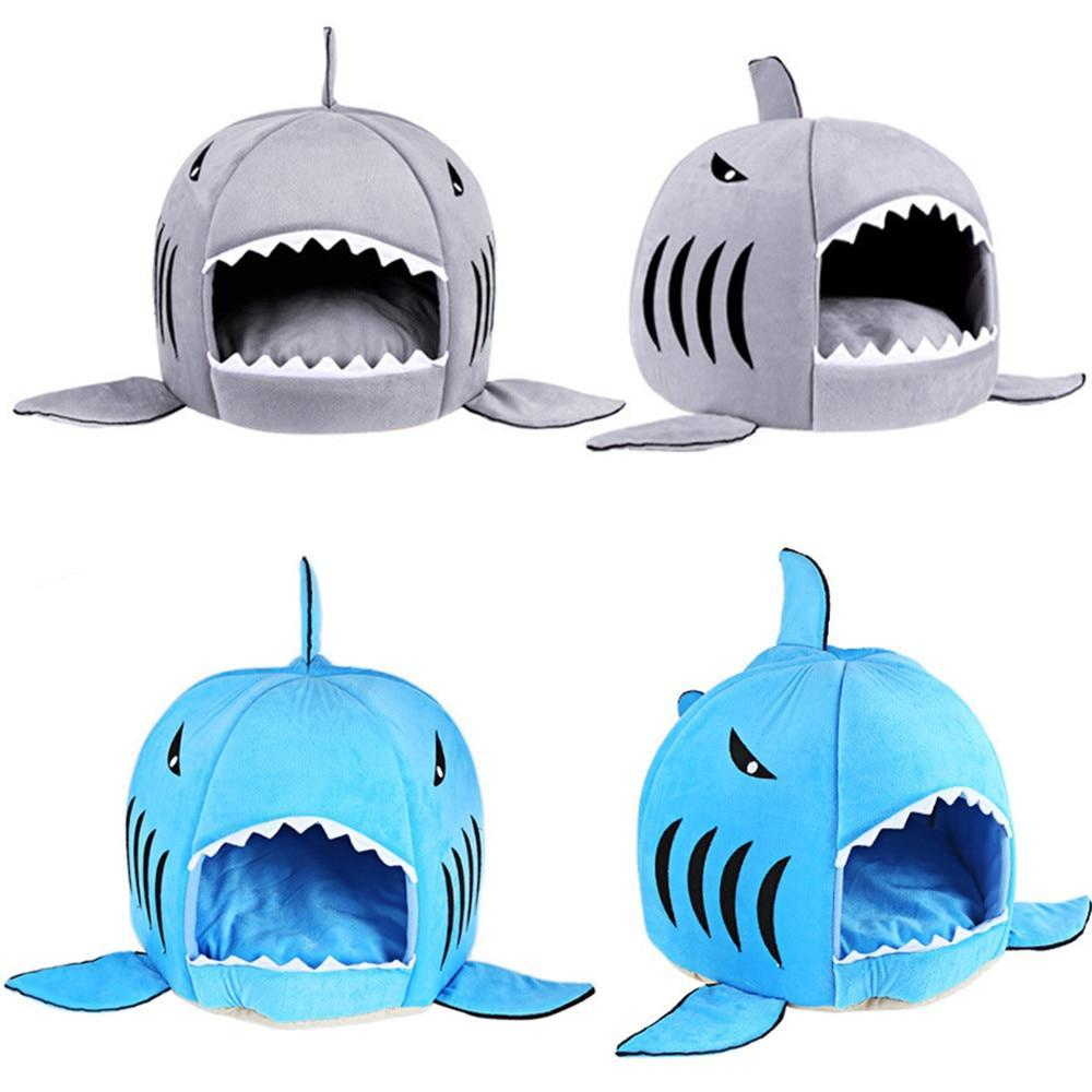 Shark Pet Bed - The Happy Cerberus