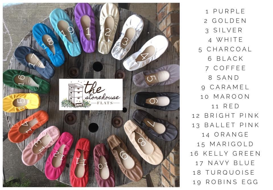 storehouse flats classic collection 2020