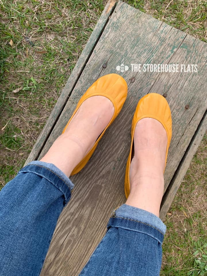 HONEY MUSTARD | IN STOCK - The Storehouse Flats
