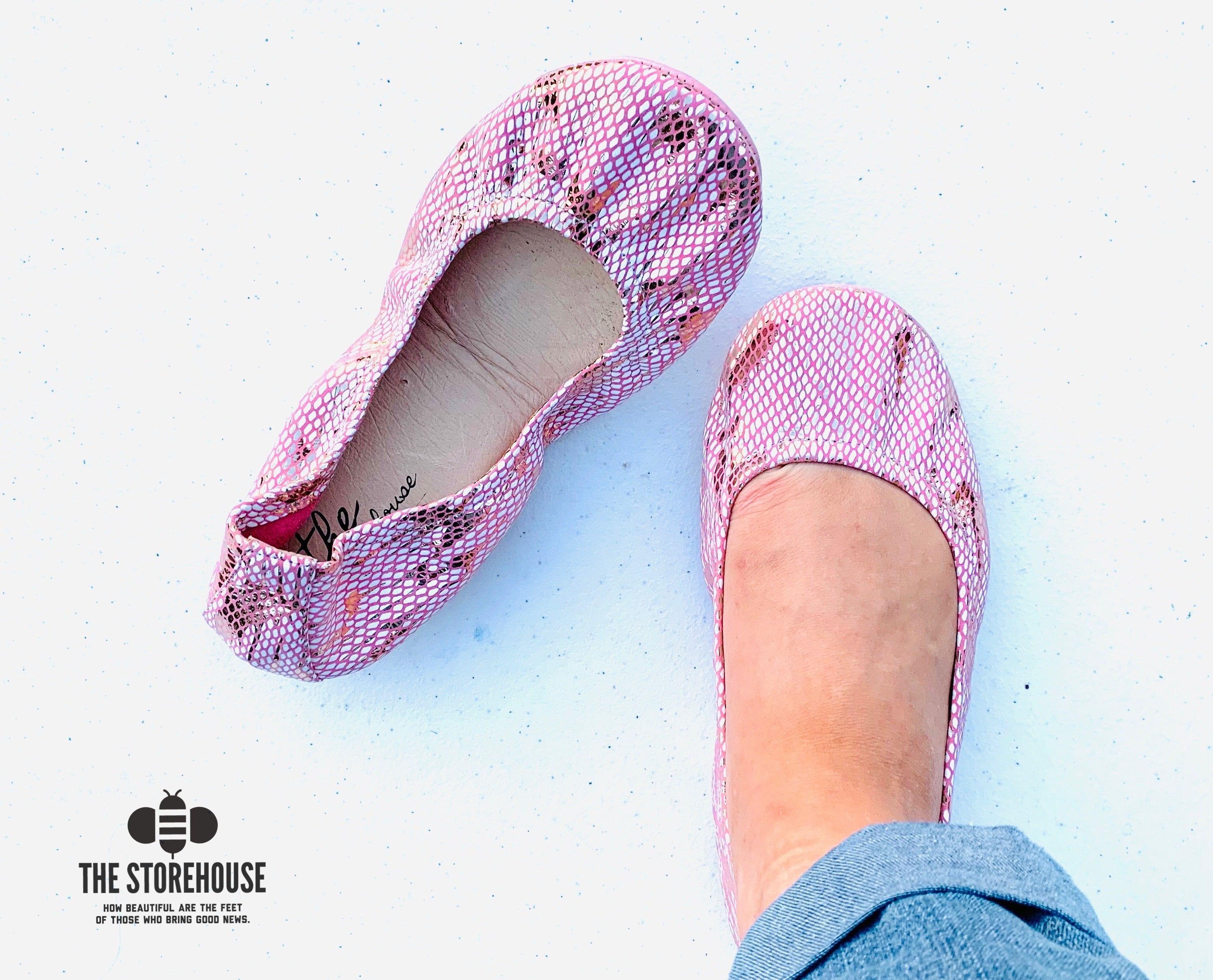 COTTON CANDY SNAKES | IN STOCK - The Storehouse Flats