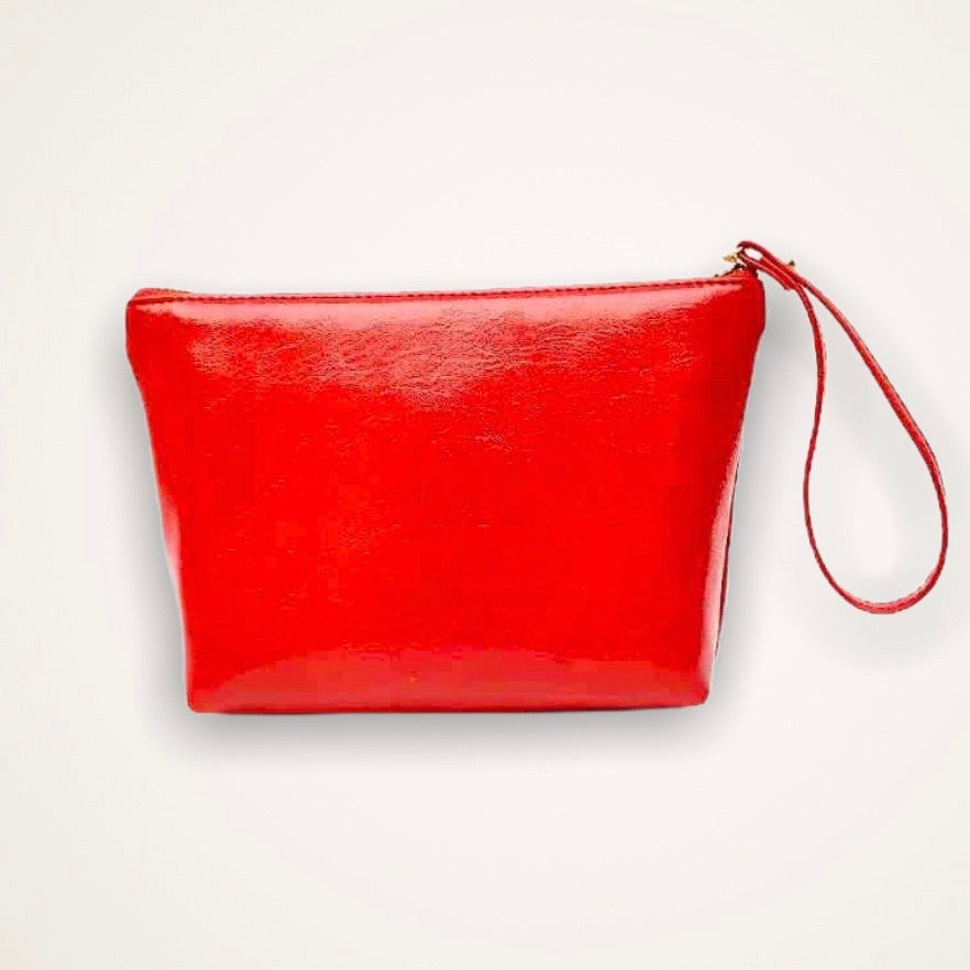 Red Oil Tanned Bag | IN STOCK - The Storehouse Flats