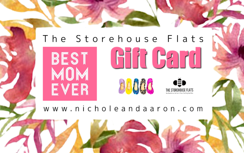 """LOVE ON MOM"" GIFT CARD - $10 - $200 - The Storehouse Flats"