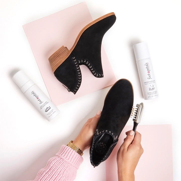 SUEDE & NUBUCK SHOE CARE KIT - The Storehouse Flats