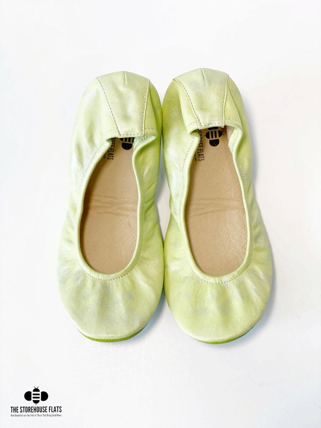 KEY LIME KISS | APRIL PREORDER - The Storehouse Flats