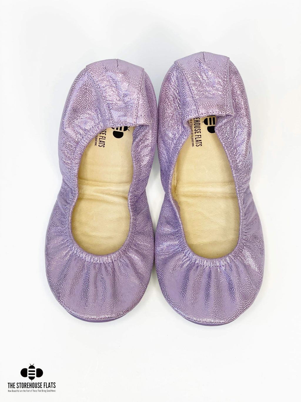 LAVENDER DAZE | MAY PREORDER - The Storehouse Flats