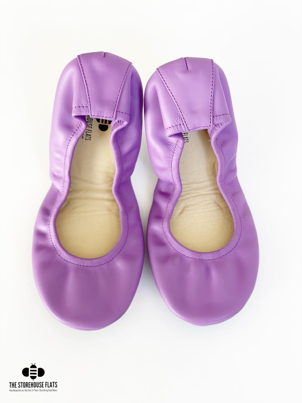 PURPLE CLASSIC | APRIL PREORDER - The Storehouse Flats