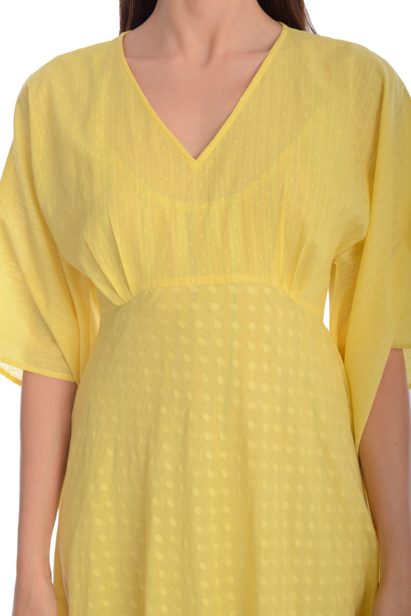 Yellow Tunic