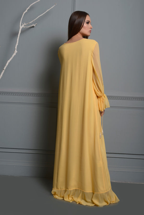 Yellow Kaftan